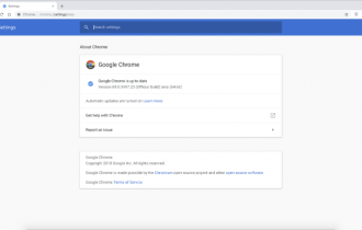 إنتقادات حادة لجوجل بسبب تحديث الكروم الجديد
