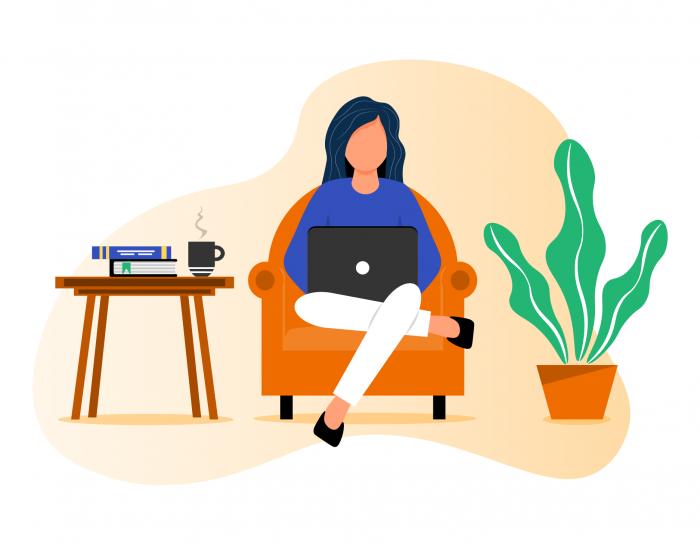 5 نصائح ذهبية للتواصل مع العملاء وأنت بالمنزل