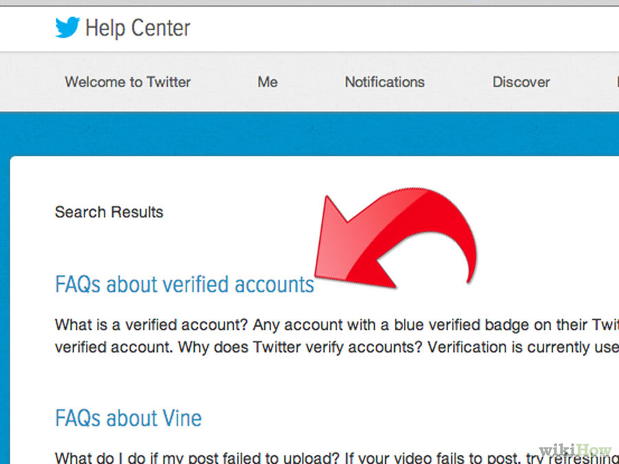 ModServ Blog Get a Verified Account on Twitter