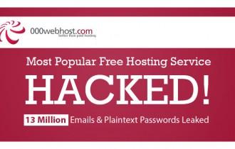 عاجل .. اختراق الاستضافة المجانية الشهيرة 000webhost.com